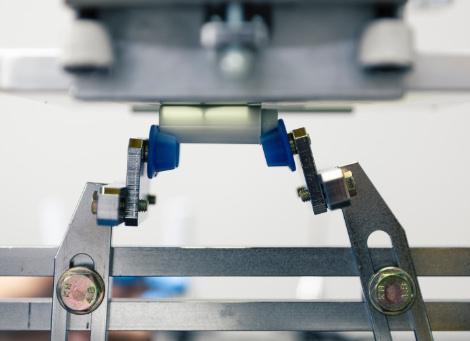 ホットスタンプ/シルク印刷部門設備一覧
